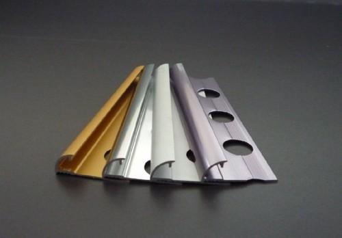 Aluminium Tile trim | Gulf Safety Equips Trading L L C